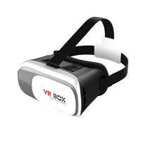 VR Box 2 0 3D Glasses Virtual Reality Google Cardboard Headset Goggles Helmet 3D Video Games