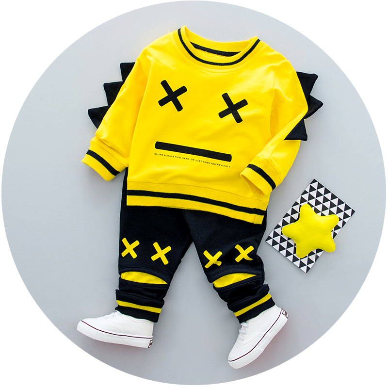 TOPATY 1 2 3 Years Old Baby Clothing Set Baby Boy Clothes Kids Suit Children Girl Clothes Roupas Infantis Menina Roupa De Bebe