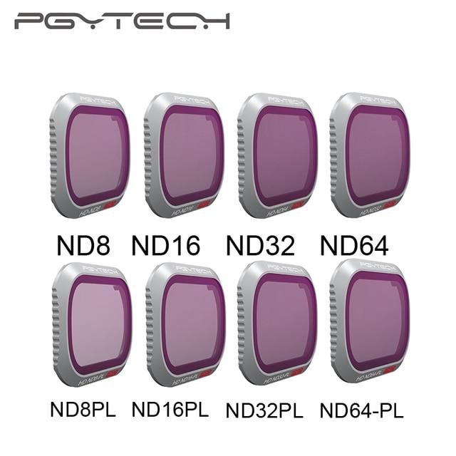 131202ce9a5 PGYTECH DJI Mavic 2 Pro/Zoom Camera Lens Filter Filters Kit ND8 16 32 64