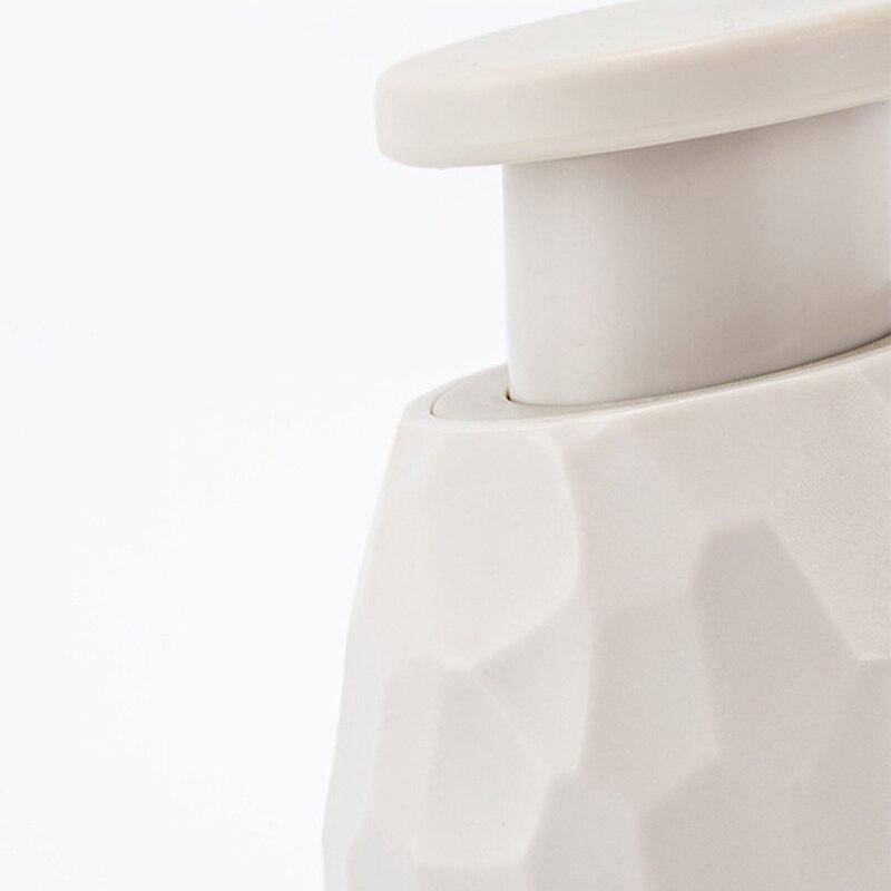 HTB1nrkHeRKw3KVjSZFOq6yrDVXaE 400Ml Creative One-Hand Soap Dispenser Facial Cleanser Shower Gel Bottle Environmentally Friendly For Home Hotel Bathroom
