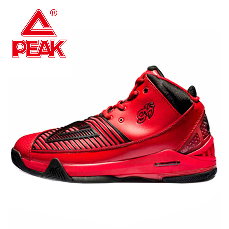 PEAK SPORT Star Series George Hill GH3 Men Basketball Shoes Athletic CUSHION-3 NON-MARKING Tech Sneakers EUR 40-50 peak sport lightning ii men authent basketball shoes competitions athletic boots foothold cushion 3 tech sneakers eur 40 50