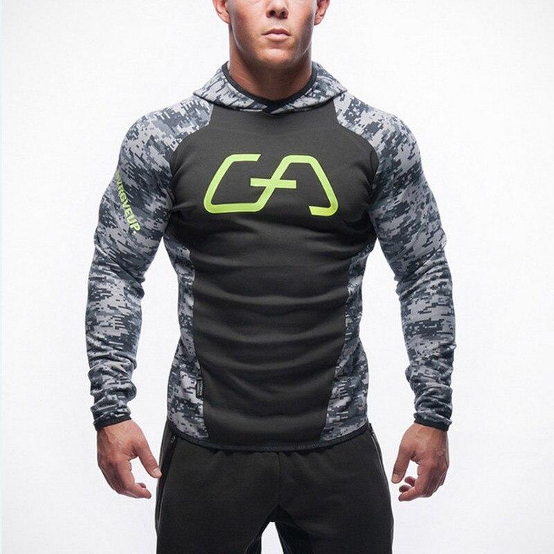Preiswert Kaufen Pyhaillp 2018 Fitness Männer Hoodies Marke Kleidung Männer Hoody Zipper Casual Sweatshirt Muscle Männer Slim Fit Mit Kapuze Jacken AusgewäHltes Material Anhänger-halsketten