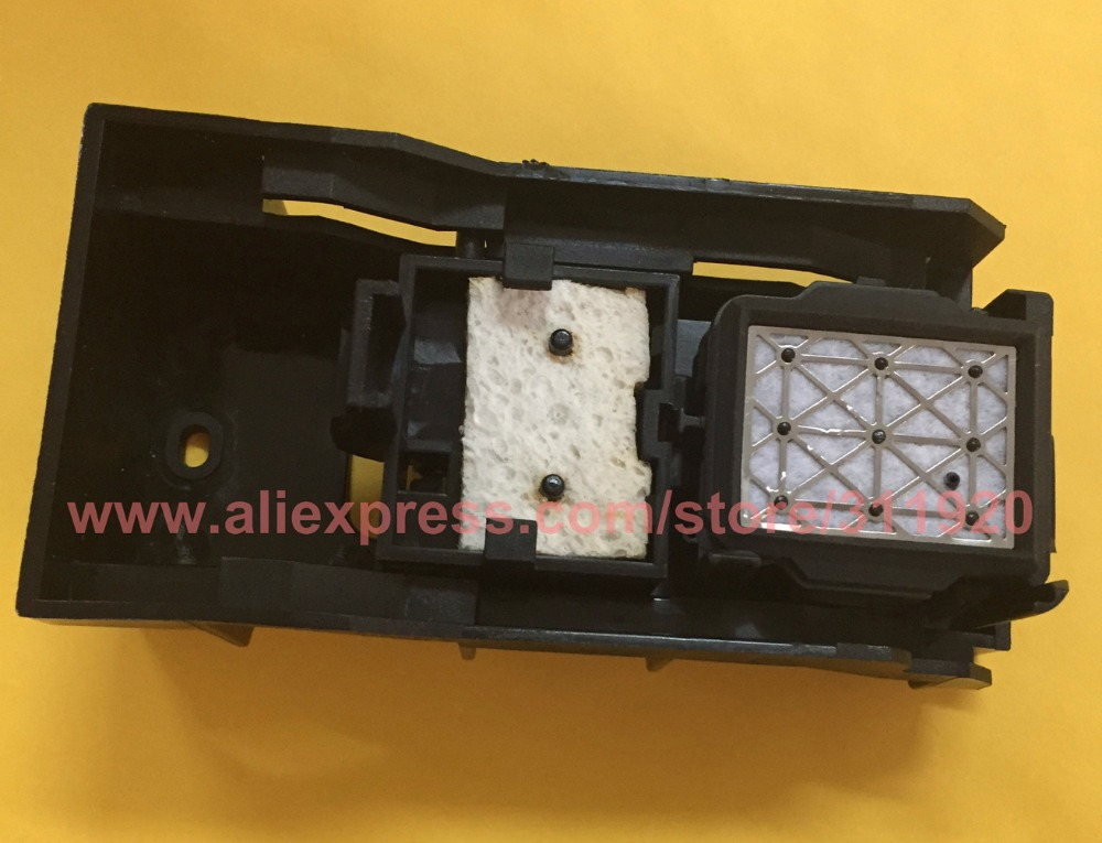 1pcs Ink Cap Station Assembly For Mimaki JV33  JV5 CJV30 Capping station DX5 head Cleaning Capping station цена 2017