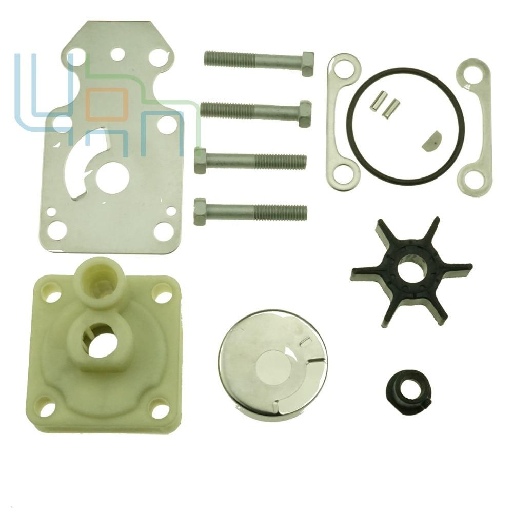 6AH-W0078-00-00 Outboard Impeller Repair Kit for Yamaha F15C F20 4-stroke