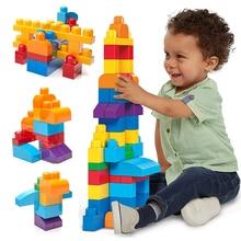 Baby Toys Building-Brick-Set Large-Blocks Toddlers/kids Big for Oyuncak 1-Year-88pcs