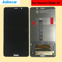 For Huawei Mate10 Mate 10 ALP-L29 ALP-L09 LCD Display Screen Digitizer Touch Panel Glass Sensor Assembly MT10-TL10/TL00 все цены
