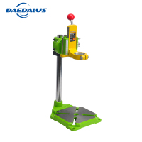 Drill stand 0 90 degrees drill chuck 38 43mm drill holder adjust Iron base woodworking bench BG 6117 for Power Tool Accessories