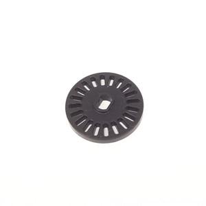 Image 2 - 100pcs/lot Speedometer 20 Grid TT Motor Wheel Speed Encoder Counting High Precision Laser Machining