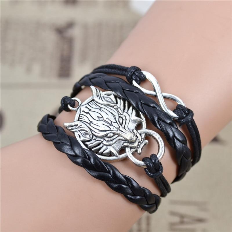 Wolf Charm Bracelet: Wolf Charm Bracelet Reviews