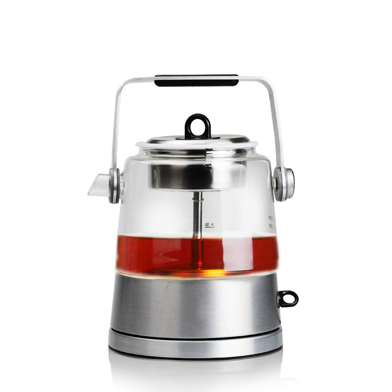 Electric kettle Brew tea - black pu 'er ware teapot chinese yunnan pu er tangerine peel tea f47