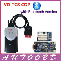 Newest For TCS CDP Pro Plus DS150E 2013 02 Software With Bluetooth Flight Function Free Activation