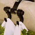 Universal Auto Car Seat Headrest Hanger Bag Hook Holder for Bag Purse Cloth Grocery Storage Auto Fastener Clip