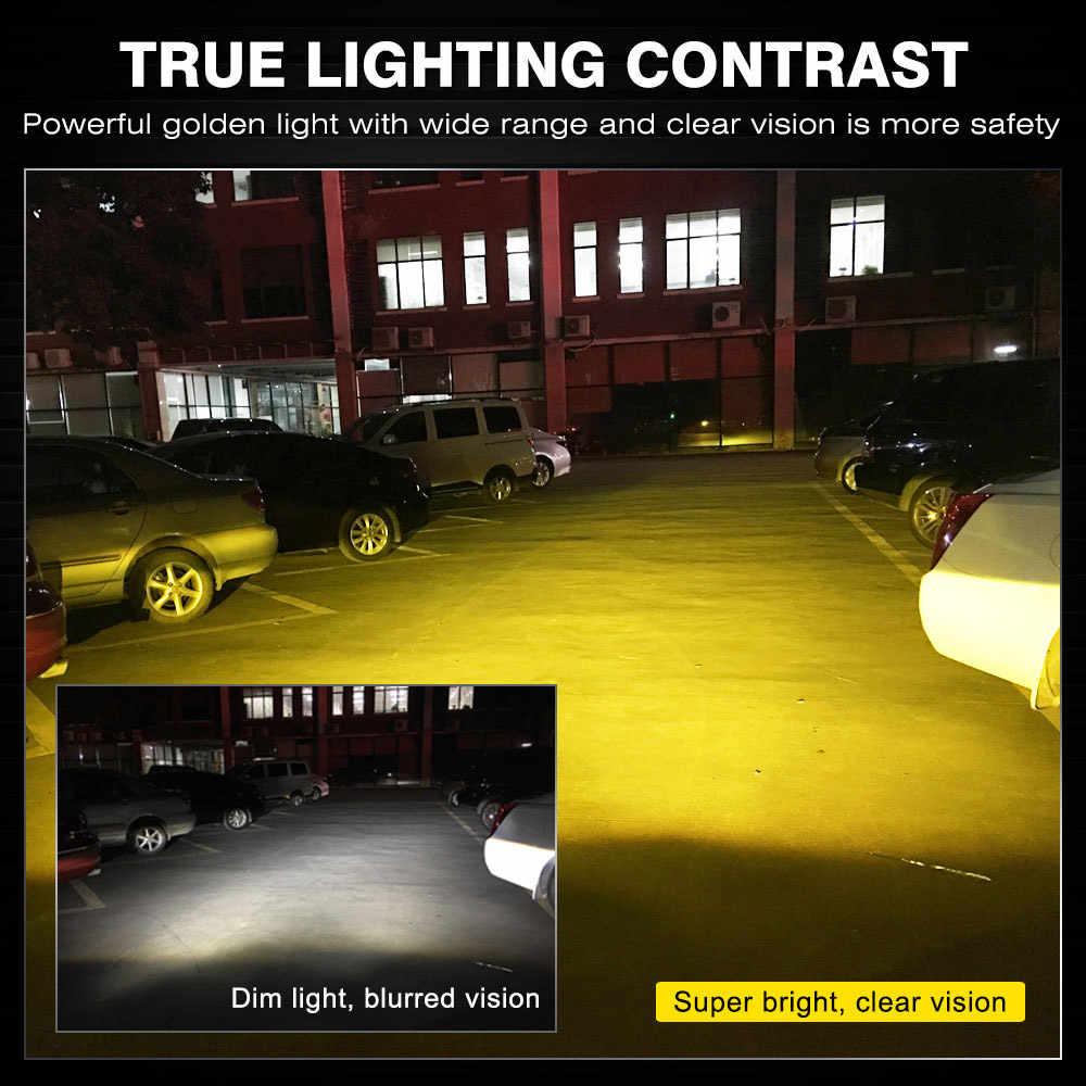 Novsight H7 LED H4 led H11 H8 HB3 9005 HB4 9006 Car LED Headlight Bulbs 72W 12000LM longer life time Automobile Headlamp 12V 24V