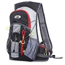 Waterproof Camping Backpack +2L Water Bag Outdoor Sports Climbing Cycling Bag Sport Rucksacks Camelback 2017