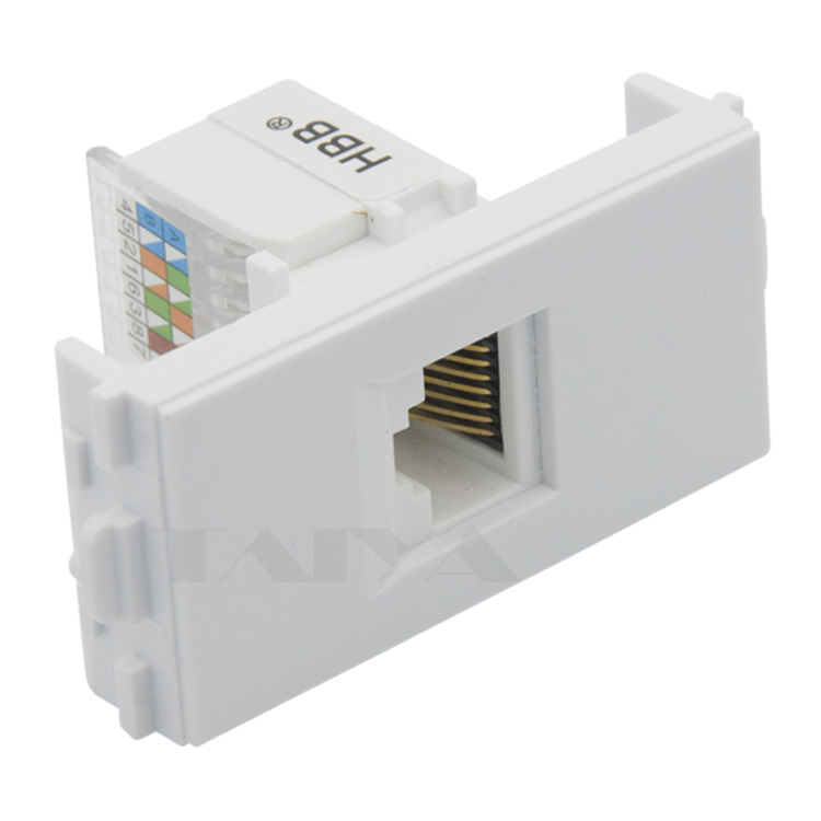 RJ45 Wall plate Network Wall Plate RJ45 connector