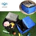 35L Gran Refrigerador De Viaje y Bolsa Térmica Impermeable Cesta de Picnic Plegable Caja de Almacenamiento de bolsa de hielo Contenedor Portátil En el coche Bolsas de almuerzo