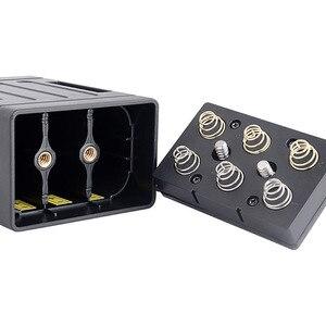 Image 2 - TrustFire EB03 водонепроницаемый внешний аккумулятор 18650, чехол для аккумулятора, USB зарядка телефона, 8,4 в постоянного тока, батарейный отсек, чехол, коробка для светодисветильник щения велосипеда