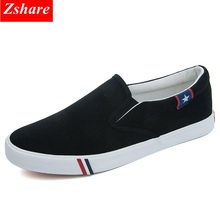 Summer Shoes Women Canvas High Quality Anti-Slip Classic Flat Ladies Loafers Breathable Casual Vulcanized Size 35-44