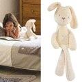 Mamas & papas conejo lindo suaves del bebé juguetes Brinquedos 54 CM conejo de peluche juguetes de peluche blanco precio más barato mejor regalo para los niños