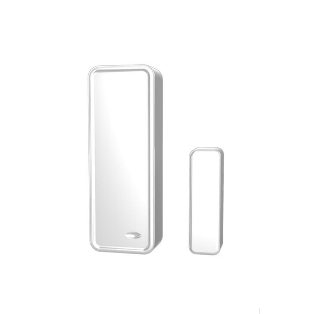 5 PCS Wireless Door Contact Sensor 433MHZ For G90B Security Alarm System Self defense protection Anti theft Window Open Detector yobangsecurity wireless door window sensor magnetic contact 433mhz door detector detect door open for home security alarm system
