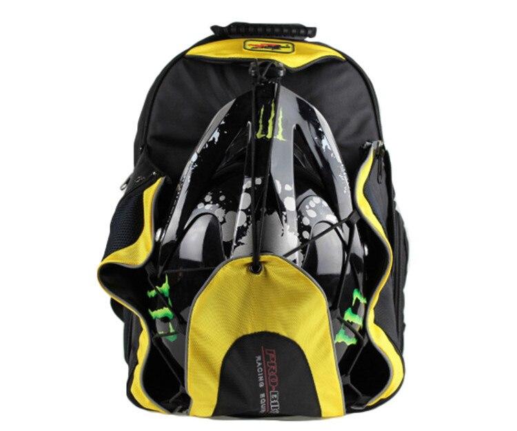 Online Shop High Capacity Waterproof Backpack Motorcycle Helmet ...