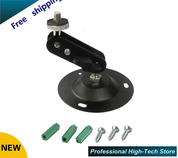 Closed Circuit TV Products Wall Mount Bracket Stand For Mini CCTV DVR Camera CCTV Accessories Free