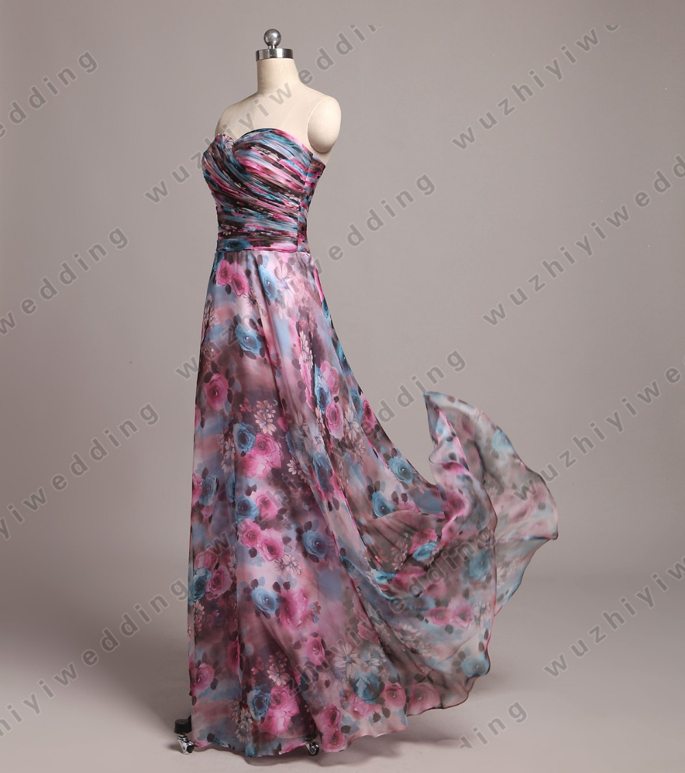 wuzhiyi off shoulder prom dress colorful Prom dress beach maroon prom dress empire Pleated prom party dress vestidos de fiesta
