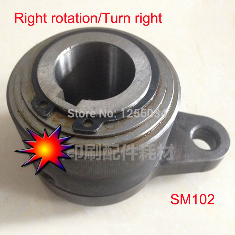 1 piece heidelberg SM102 clutch, turn right printing parts over-running clutch 1 piece over running clutch for heidelberg mo machine single needle roller bearings
