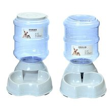 3.8L automatic food dispenser for cats Dog drinking fountains pet automatic water feeder feeder cat water dispenser Pet Products(China)