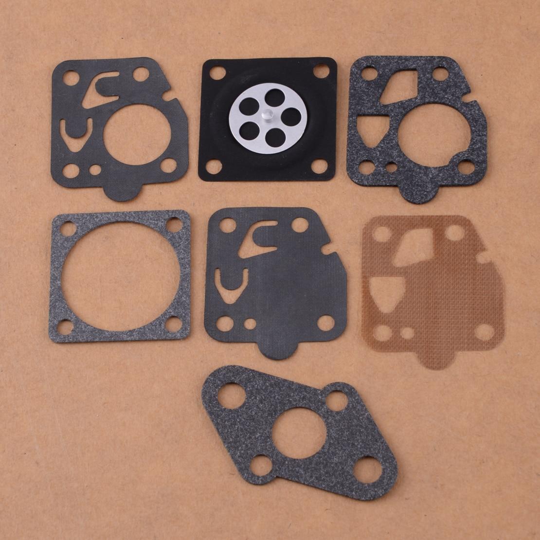 LETAOSK Carburetor Diaphgram Gasket Kit Replacement A98064-11 99909-105 Fit For Shindaiwa T20 C35 Engine Trimmer