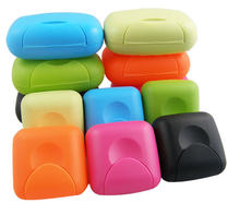 20 шт портативные держатели для мыла и душа