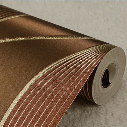 Italian Style Luxury Gold Abstract Striped Wallpaper Stylish living Room Bedroom Background Wallpaper 3D Mural Wall Paper Roll beibehang modern minimalist stereo 3d wallpaper modern abstract striped living room background 3d relief mural wall paper roll