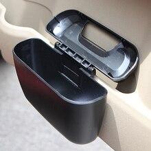 Rete Мини мусорное ведро для автомобиля мусорное ведро держатель супер качество 3 цвета опт