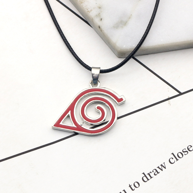 Konohagakure Pendant Necklace