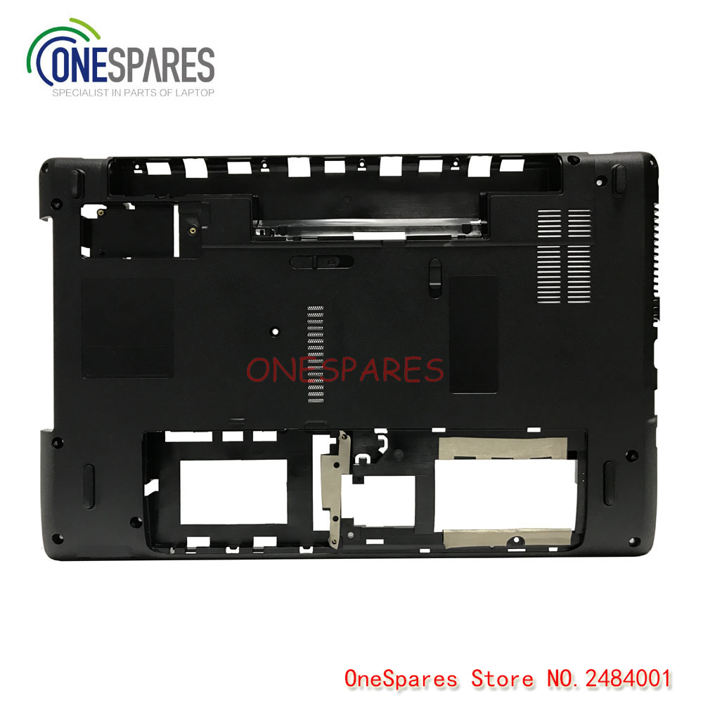 Laptop NEW For Acer For Aspire 5551 5251 5741z 5741ZG 5741 5741G 5742G Lower Bottom Case Cover D case shell AP0FO000700 original laptop internal speaker for acer for aspire 2805 5551 5552 5251 5250 5252 5741 5742 5742g pk23000db00 pk23000dc00 l