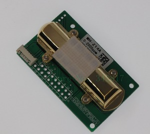 Image 2 - CO2 SENSOR MH Z14A infrared carbon dioxide sensor module,serial port, PWM, analog output with cable 0 2000PPM 0 5000PPM