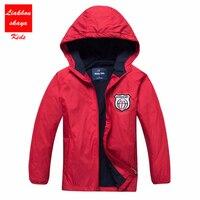 Girl Polar Fleece Waterproof Jacket 2017 New Spring Autumn Children Boys Girls Coats Sport Casual Kids