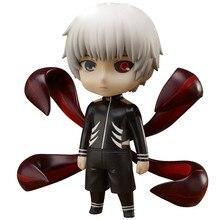 Cartoon Tokyo Ghoul Kaneki Ken Action Figures Model Toy Dark fantasy Anime Figuras Kid Toys Pvc Tokyo Ghoul Figure 11cm