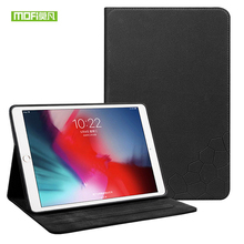 Mofi Smart Case For Apple iPad Air 3 Cover 10.5 inch 2019 Luxury PU Leather Skin With TPU Silicone Solid Color Funda
