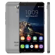 Oukitel U16 Max 4G Mobile Phone 6.0 Inch HD MTK6753 Octa Core Android 7.0 3GB RAM 32GB ROM 13MP Fingerprint ID 4000mAh Battery