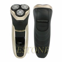 Kemei Men S Electric Shaver Razor 3D Rotary Rechargeable Washable Cordless Deluxe New