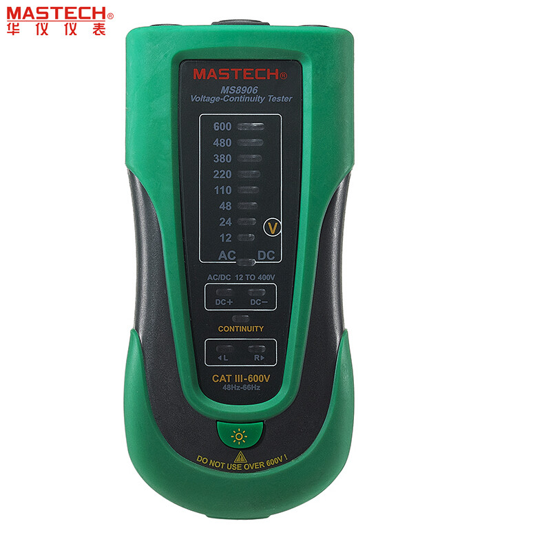 ФОТО Mastech MS8906 Autorange Analogue Multimeter Electrical test AC/DC Voltmeter LED Indicator Three-Phase Sequence Diagnostic-tool
