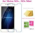 5 pcs super clear protetor de tela filmes para meizu m3s m3 mini premium transparent screen protective film frete grátis + presentes