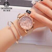 Relogio Feminino Bracelet Watch Women Fashion Top Brand Luxury Diamond Quartz Wrist Watch Rose Gold Watches