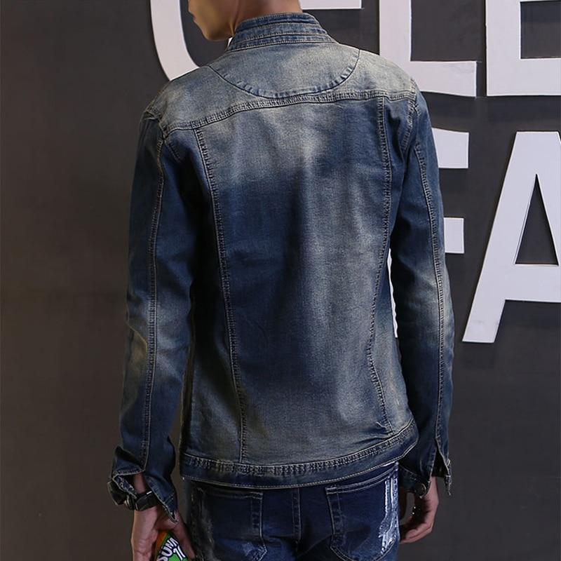 En Livraison Plein Air Hommes M Vêtements Taille Manteaux Printemps De Jeans Gratuite Décontracté Vestes Bleu 2016 Plus Veste Survêtement Denim xxxl YqwUUx0