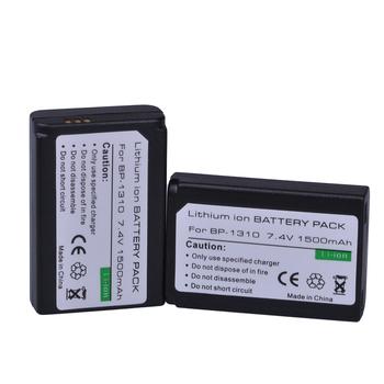 Batmax BP-1310 BP 1310 BP1310 bateria do samsunga NX5 NX10 NX100 NX11 NX20 kamery tanie i dobre opinie Camera BP-1310 BP 1310 IA-BP1310 Standardowa bateria BP-1310 BP 1310 7 4V 1500mAh Rechargeable Camera Battery For Samsung NX5 NX10 NX100 NX11 NX20