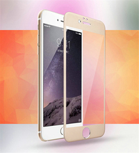 Front + Back Screen Protectors Protective Film Glass for iphone 6 6s Full Cover Tempered On
