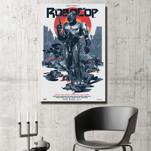 Robocop Movie HD Canvas Paintings For Living Room Modern Wall Art Oil Picture Poster Bedroom Home Decor