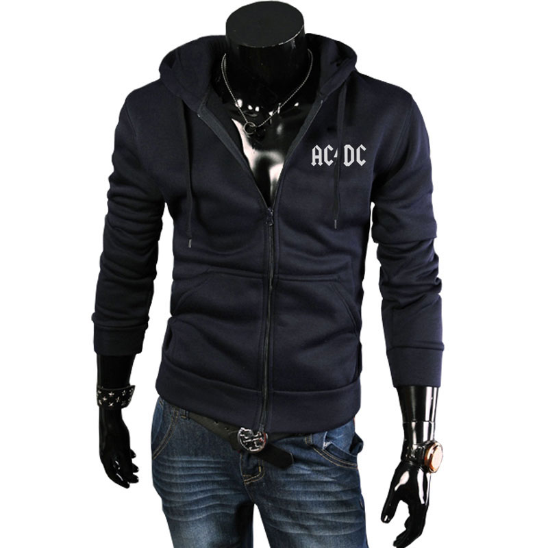 Image 5 - Autumn Winter New fashion AC/DC band rock sweatshirt Mens acdc Graphic hooded men Print Casual hoodies hip hop brand tracksui-in Hoodies & Sweatshirts from Men's Clothing