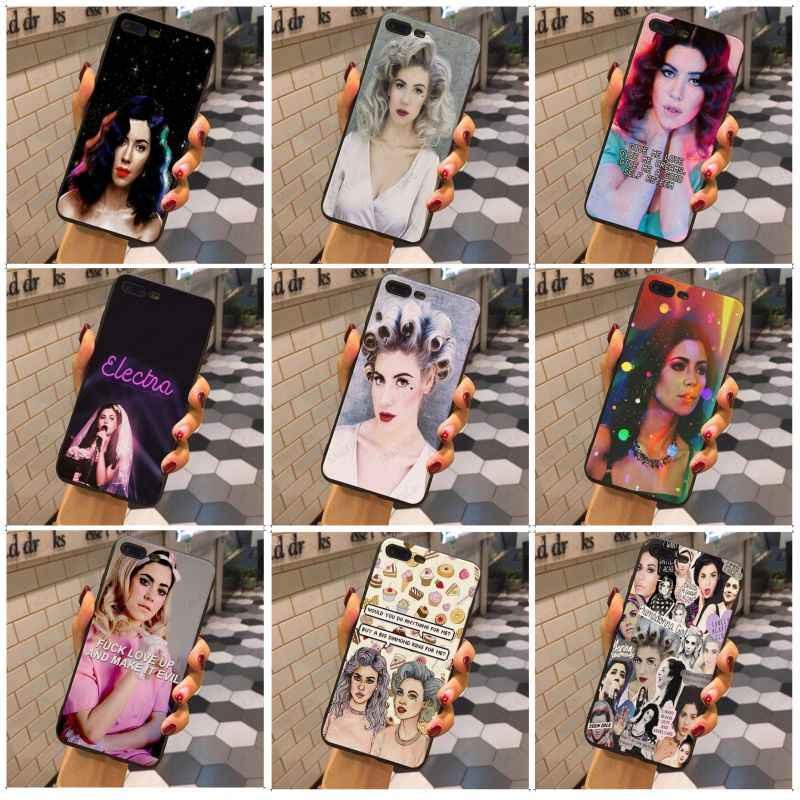 Maiyaca Marina dan Berlian Herat Pelindung Soft TPU Phone Case untuk iPhone 5 5S 5c Se X XS XR Xsmax 6 6 S 7 7 Plus 8 8 PLUS